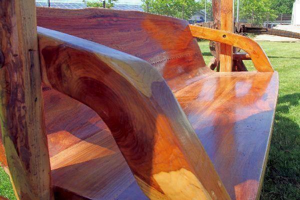 Hollywoodschaukel Holz Dreisitzer – Bvraocom