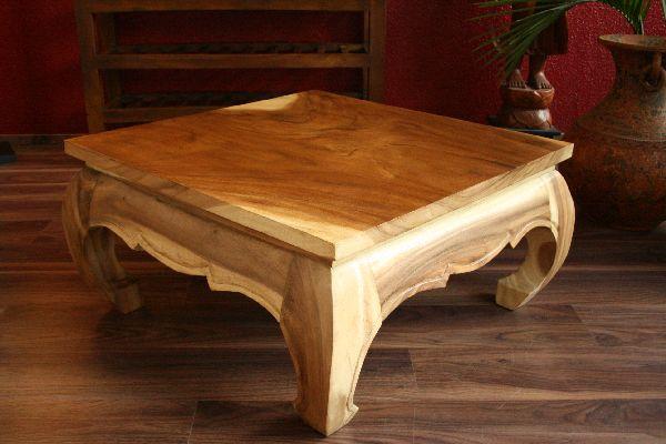 Couchtisch aus Massivholz – 25 Designs für einen ...