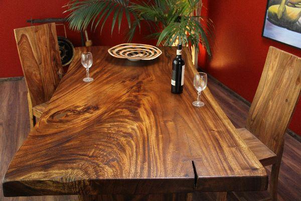 Esstisch Holz Toptip ~ Esstisch, Holz, Massiv, Suar, Küchentisch, Schreibtisch, 200x105x78