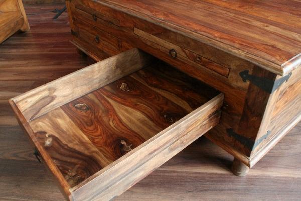 couchtisch antik holz wohnzimmertisch 135x75x45 sheesham kolonialstil tisch bali ebay. Black Bedroom Furniture Sets. Home Design Ideas