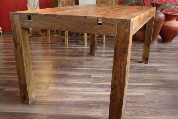 Kleiner Esstisch Holz ~ Esstisch,Erweiterbar,Massiv,Holz,160×90 240×90,Bali,Küchentisch,Holztisch,Hon