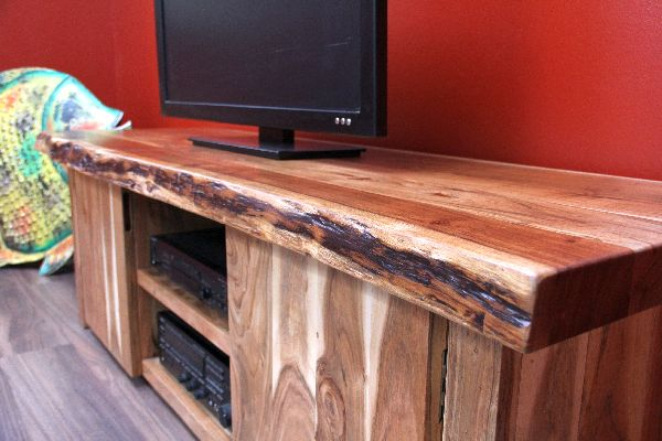 tv sideboard suar holz massiv schrank board tv hifi. Black Bedroom Furniture Sets. Home Design Ideas