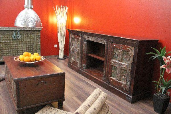 schrank kolonial buffet anrichte sideboard antik. Black Bedroom Furniture Sets. Home Design Ideas