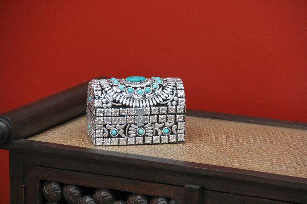 Indische Schmucktruhe im Orientalischen Stil - Design 4
