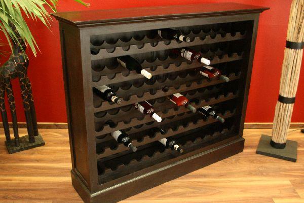 Grundtal Ikea Toilet Roll Holder ~ Details zu Weinregal,Wein schrank,Holz,M assiv,137x111x 35,Flaschenreg