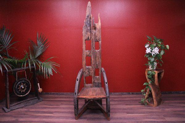 holzstuhl thron bestseller shop f r m bel und einrichtungen. Black Bedroom Furniture Sets. Home Design Ideas