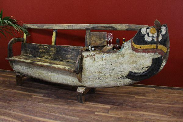 sitzbank holzbank boot holzboot massiv teak original farbig. Black Bedroom Furniture Sets. Home Design Ideas