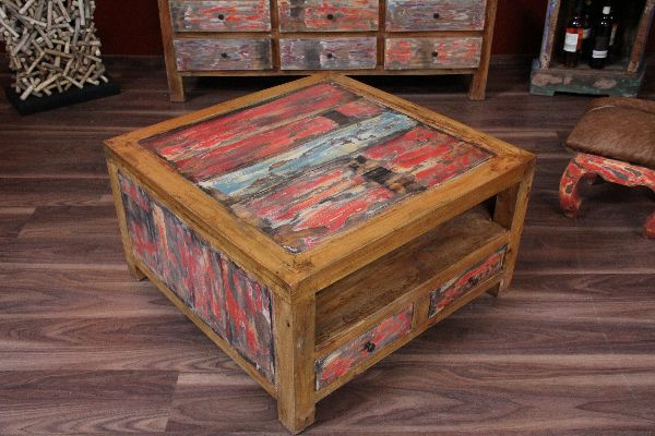Affordable Couchtisch Holz Quadratisch With Couchtisch Holz Quadratisch