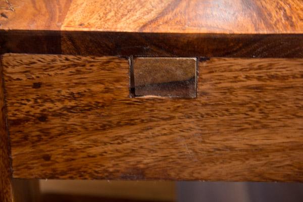 Esstisch Erweiterbar Massiv Holz 120x80 //200x80 Bali Küchentisch Holztisch Honig