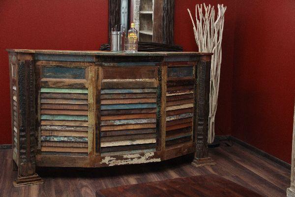 bar theke tresen haus garten wein holz massiv vintage shabby. Black Bedroom Furniture Sets. Home Design Ideas