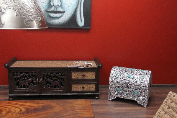 truhe schatztruhe holztruhe design4 orient kolonial asien. Black Bedroom Furniture Sets. Home Design Ideas