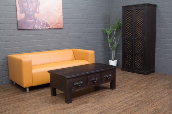 kleiderschrank b cherschrank kolonial 180x80x45 massivholz walnuss w scheschrank ebay. Black Bedroom Furniture Sets. Home Design Ideas