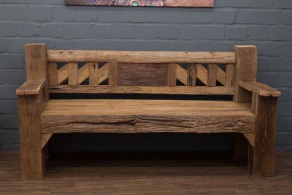 holzbank massiv teak antik alt bootsholz treibholz 182cm. Black Bedroom Furniture Sets. Home Design Ideas