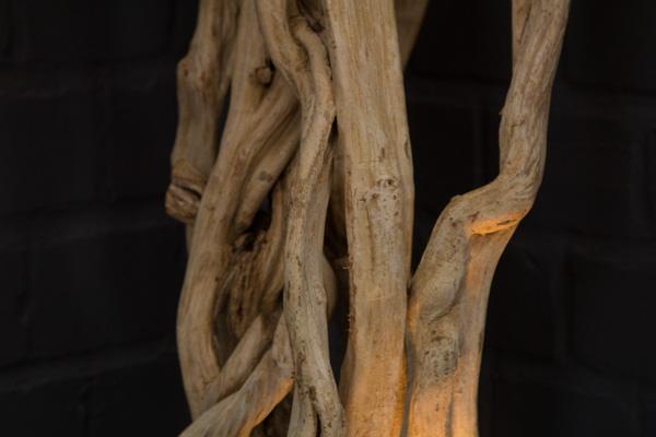 stehlampe lianenholz stehleuchte lianenlampe 200cm lianen. Black Bedroom Furniture Sets. Home Design Ideas