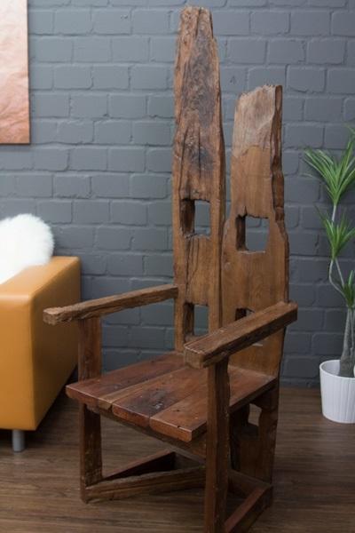 lehnstuhl teak massivholz gro thron thronstuhl 168cm. Black Bedroom Furniture Sets. Home Design Ideas